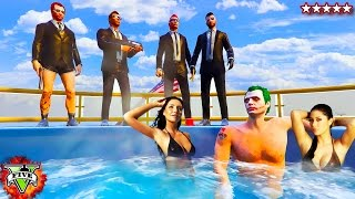 GTA 5 MY VIP LIFE - VIP Protection Detail! - GTA 5 Online VIP Jobs  (GTA 5 VIP)
