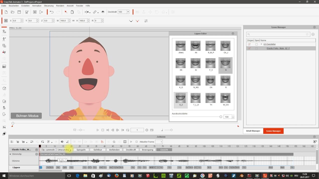 Reallusion CrazyTalk Animator 3.2.2320.1 Pipeline + Resource Pack Download
