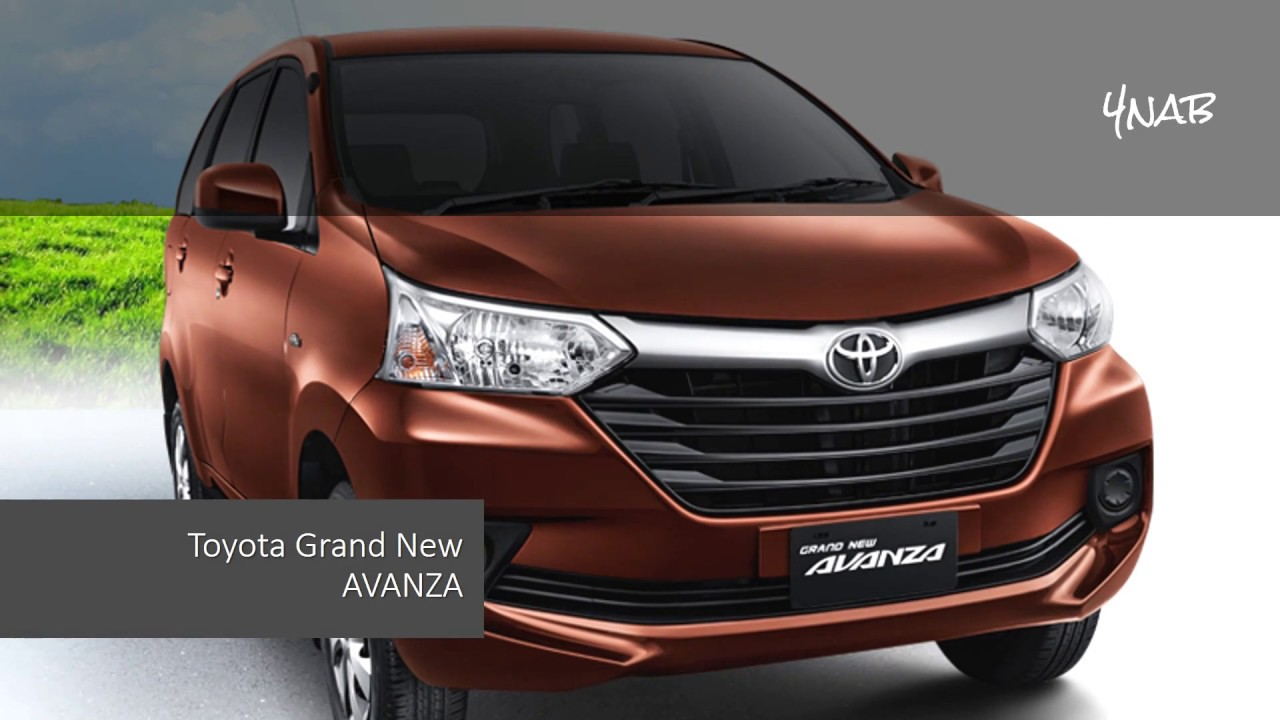 review grand new avanza 2017 spesifikasi head unit veloz yang baru di toyota gand youtube