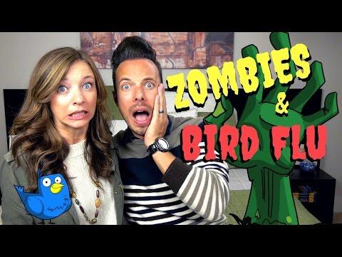 China: Zombies & Bird Flu