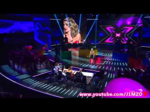 Joelle - Week 4 - Live Show 4 - The X Factor Australia 2013 Top 9