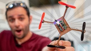 Como fazer um DRONE CASEIRO