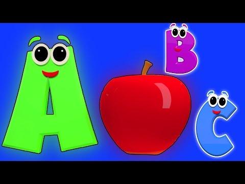 fonik lagu   ABC song   abjad untuk kanak - kanak   belajar ABC   Phonics Song   ABC Song   Kids ABC