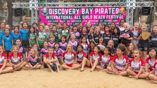 Here's what makes the DB Pirates All Girls Beach Festival so incredible!