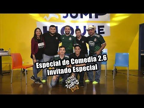 Mike Salazar - ZONA DE DESMADRE Ep.6 Temp.2