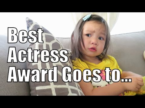 And the Best Actress Award Goes To... - May 27, 2015 -  ItsJudysLife Vlogs