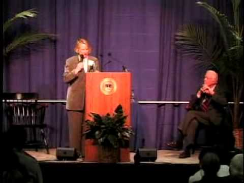 Speech to Brandeis University (Jan. 23, 2007)