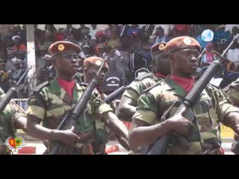 Défilé du 4 avril : les forces de défense et de sécurité innovent et assurent