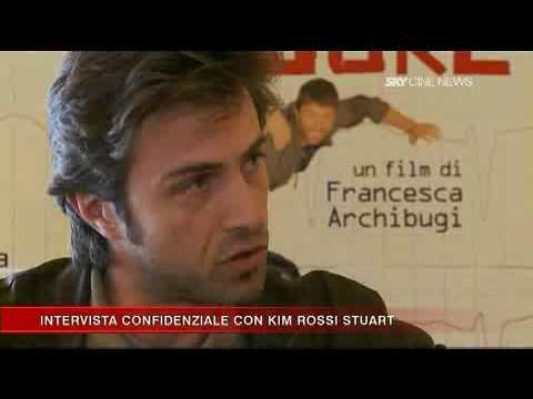 Intervista confidenziale con Kim Rossi Stuart