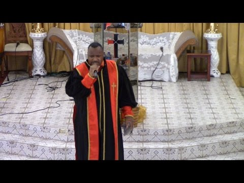 Apostle Conrad Walters