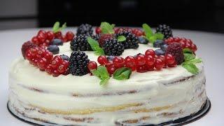 Торт 'Молочная девочка'/'Milchmädchen' 🎂