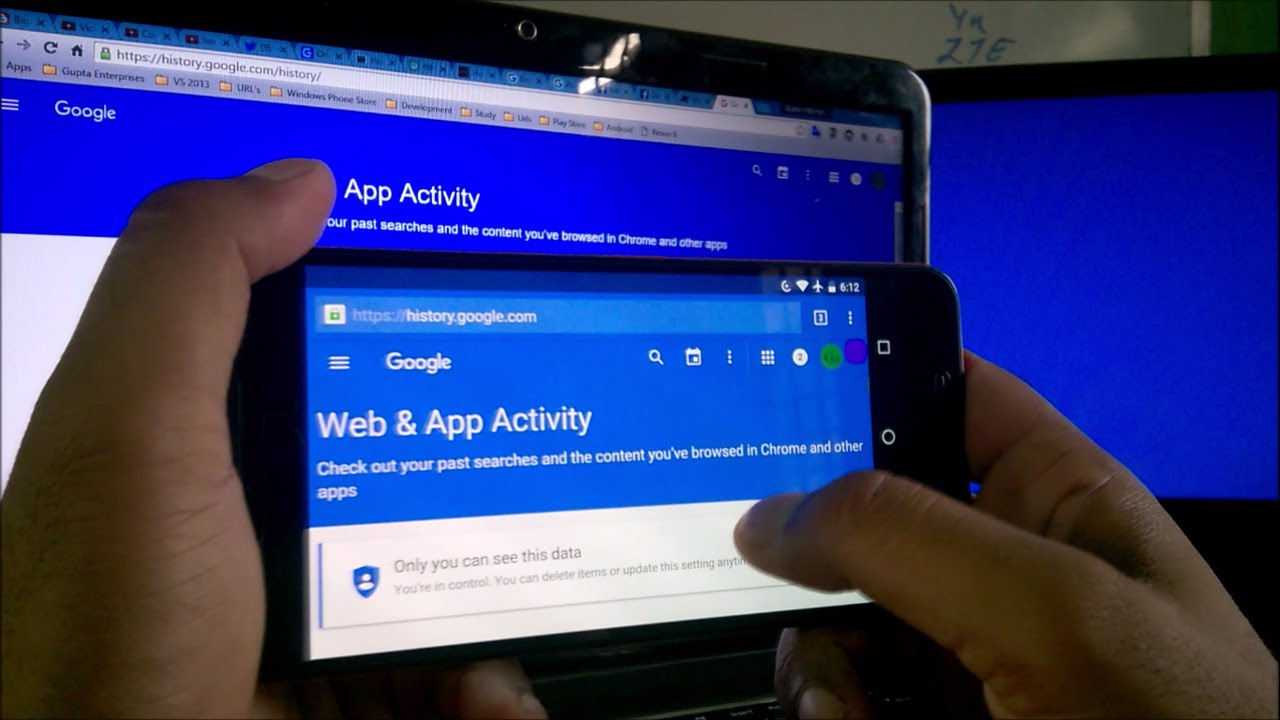 Camera Clear Browser On Android Phone how to delete clear google chrome history from android phone on permanently windows 10 mac 2017