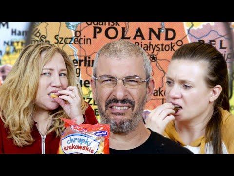 טועמים ממתקים מפולין - עם אירה צ'אן