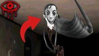 СДЕЛАЛ МОНСТРА МОМО В ИГРЕ ГЛАЗА! - Eyes: Хоррор-игра