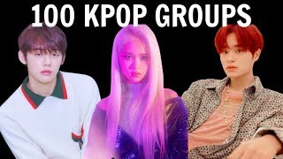 GET TO KNOW KPOP: 100 KPOP GROUPS #2