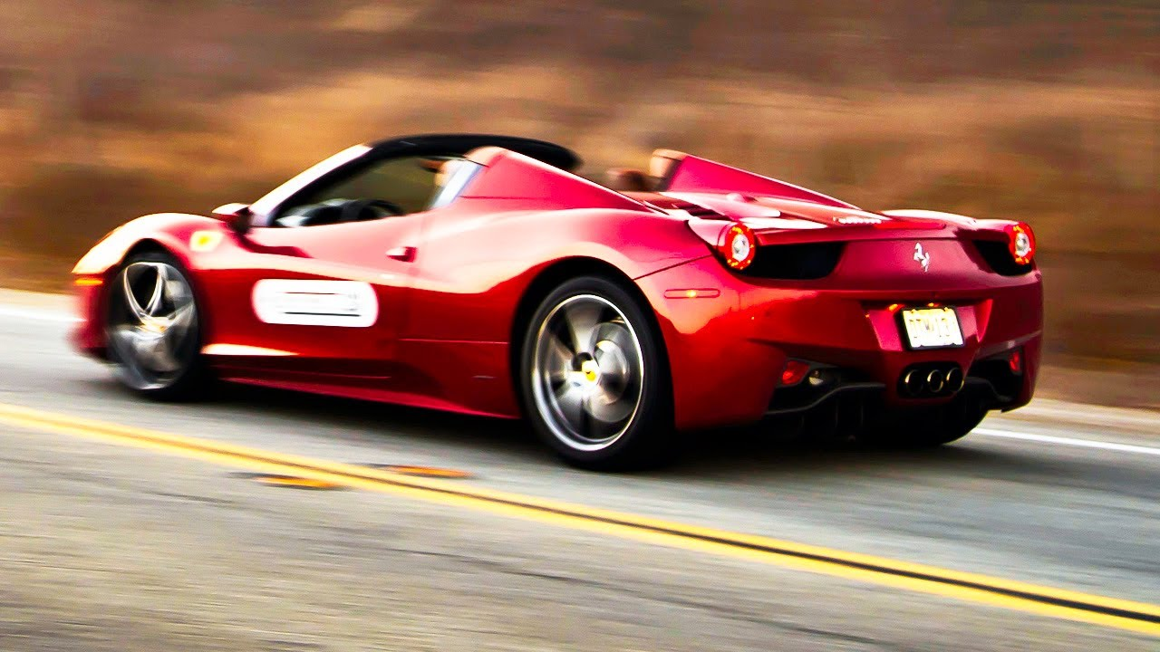 Ferrari Rally Living The Dream With 458 Spyder And F12 Berlinetta Downshift Ep 66 You