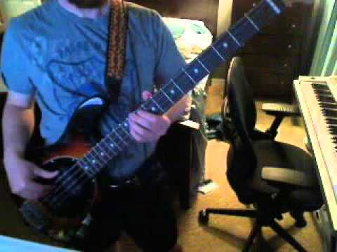 Bloodhound Gang - Fire Water Burn (Bass Cover) - YouTube