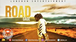 Gage - Road [Audio Visualizer]