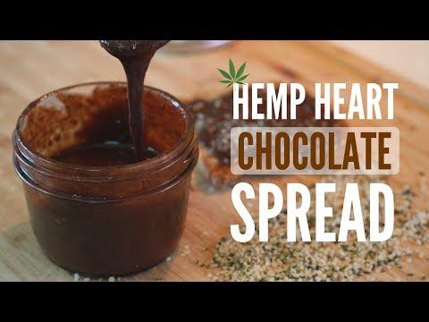 Hemp Seed Chocolate Spread (Easy Homemade Nutella Recipe)