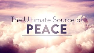 Pastor Mike Wells: The Ultimate Source of Peace