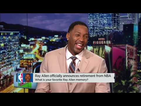 Tracy McGrady remembers the time Ray Allen