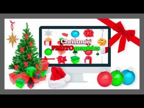 Use Christmas Graphics To Give Your Logo Design A Holiday Makeover