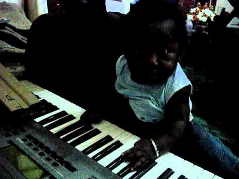 Josiah on Keys.AVI