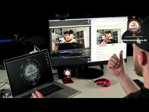 OBS + nanoStream Cloud & H5Live player - Take your live streams around the world in 1 sec