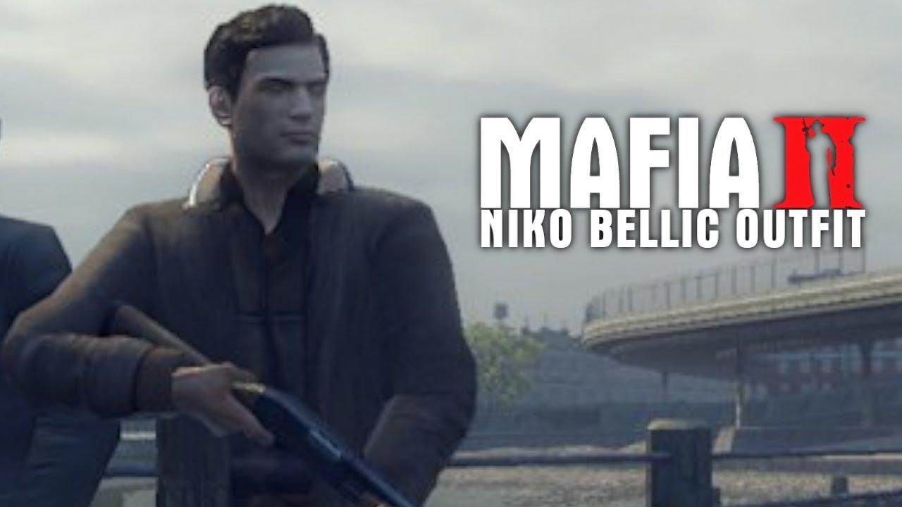 Mafia 2 Niko Bellic Outfit