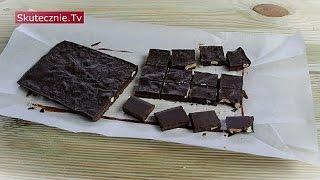 Domowa czekolada z solonymi orzechami. I czekoladki :: Skutecznie.Tv [HD]