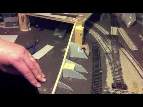 How to Build Model Terrain for tabletop wargaming or a model railway