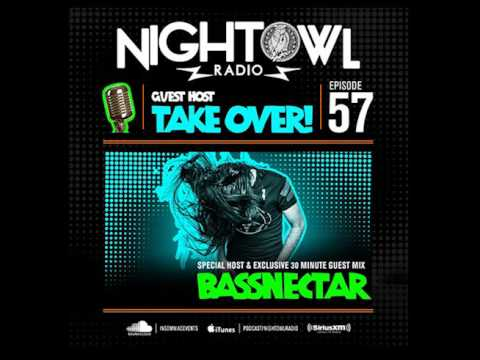 Night Owl Radio Episode 057 featuring Bassnectar