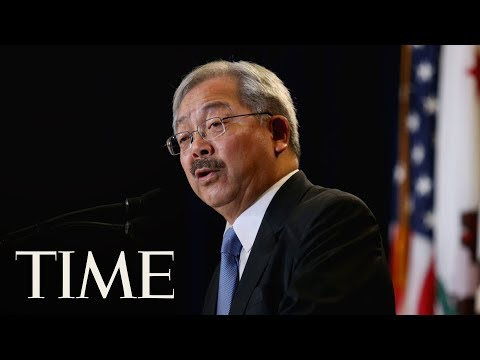 San Francisco Leaders Try To Move Forward After Mayor Ed Lee's Unexpected Death | TIME