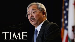 San Francisco Leaders Try To Move Forward After Mayor Ed Lee