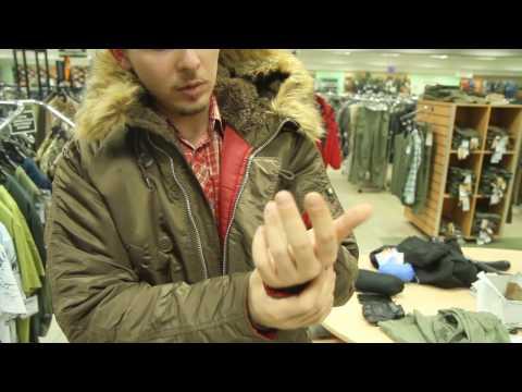 видео: Куртка alpha industries «n-3b inclement parka». Обзор