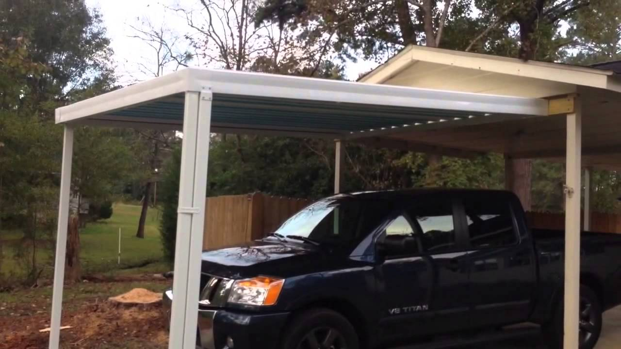 Carport Extension YouTube