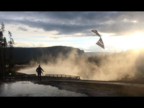 2014 Yellowstone (kite flying)