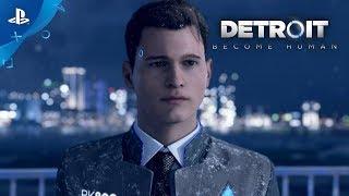 【PS4】圧倒的分岐数のオープンシナリオアドベンチャー「Detroit: Become Human」