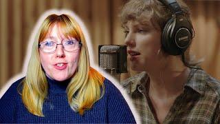 Vocal Coach Reacts t๐ Taylor Swift ft. Bon Iver 'exile' Folklore