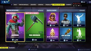 THE *NEW FORTNITE STORE TODAY NOVEMBER 9 *NEW SKINS* GRUIATED AND OREJUDAED JACKET
