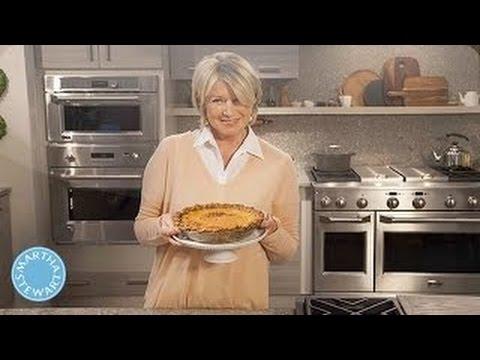 Martha Stewart On Patti LaBelle Sweet Potato Pie.