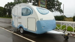 2,3 Berth 2007 Adria Action 341 PH + Touring Caravan Show Through