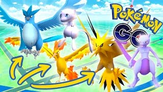 POKEMON GO - HOW LEGENDARIES WILL BE ADDED TO THE GAME! CONFIRMED?