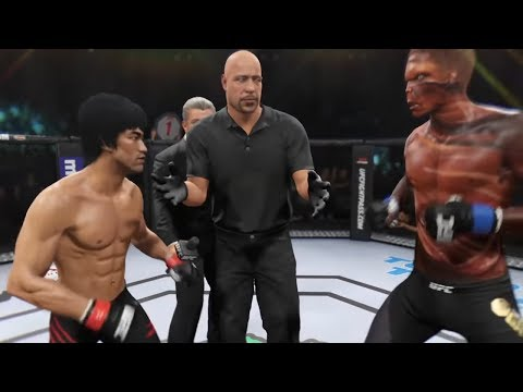 how to get bruce lee ufc 2