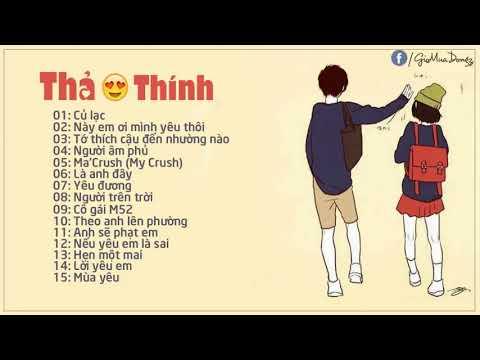 Ráp Việt Music - Thả Thính Siêu Cute   Tổng hợp nhạc cực hay 1