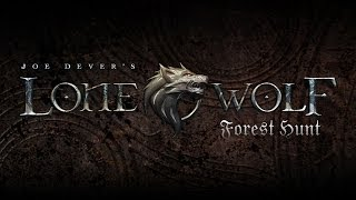 Official Joe Dever's Lone Wolf - Act 2: Forest Hunt Announcement Teaser Trailer Video
