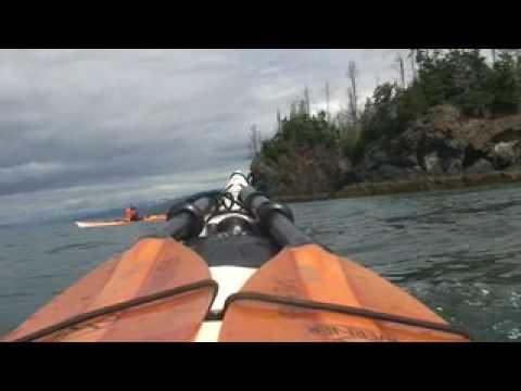 Sea Kayak Yurt Trail  - Kachemak Bay State Park, Homer, Alaska