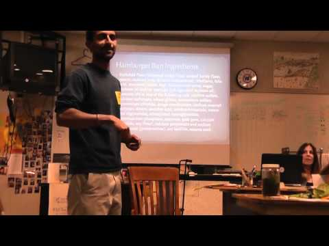 Why Grow Food?  - Lecture at Walnut High School - TheGrowingHome.net