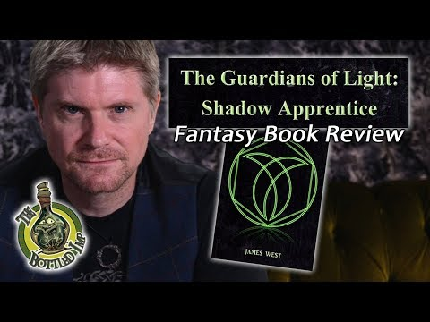 'The Guardians of Light: Shadow Apprentice: Book 2' - Fantasy Book Review