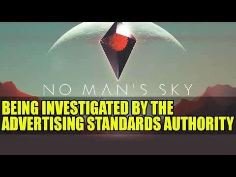 No Man's Sky Being Investigated by the Advertising Standards Authority